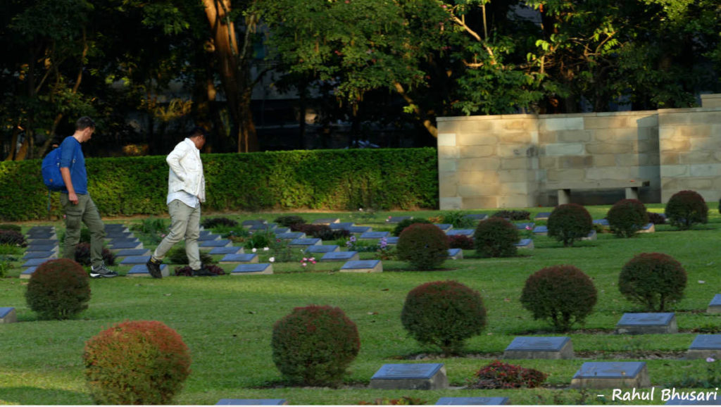 War Cemetery, Imphal. You should visit here while on Holidays to Manipur Nagaland