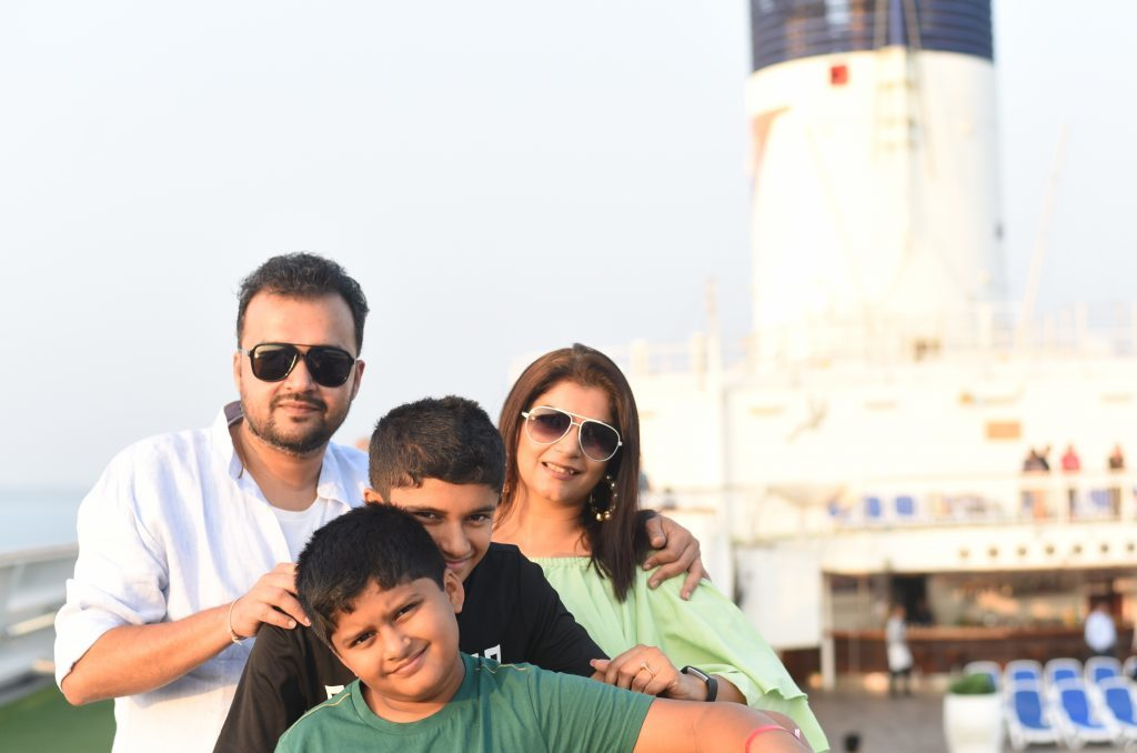 Cruises Holidays are best suitable to families