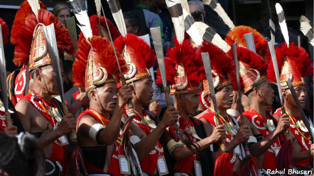 Hornbill Festival - Kohima. A must experience during your holidays to Manipur - Nagaland