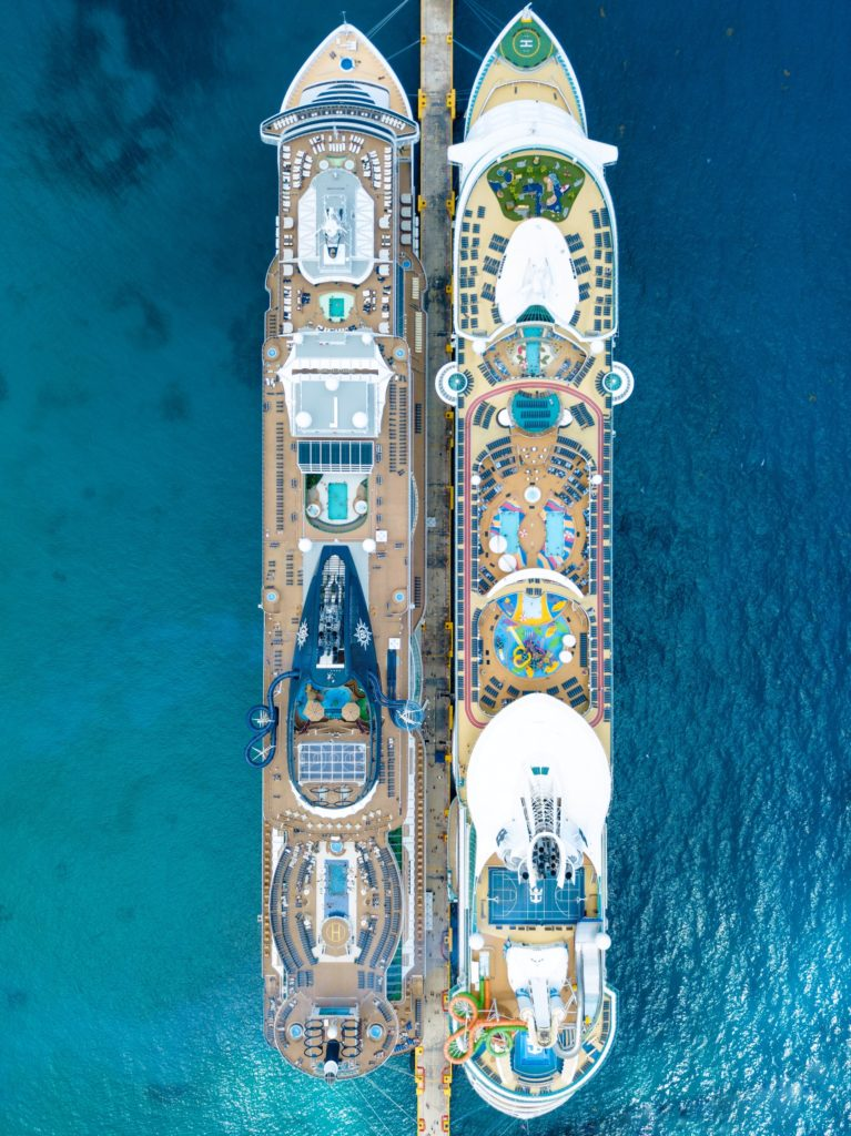 Cruise holidays will never let you feel lonely