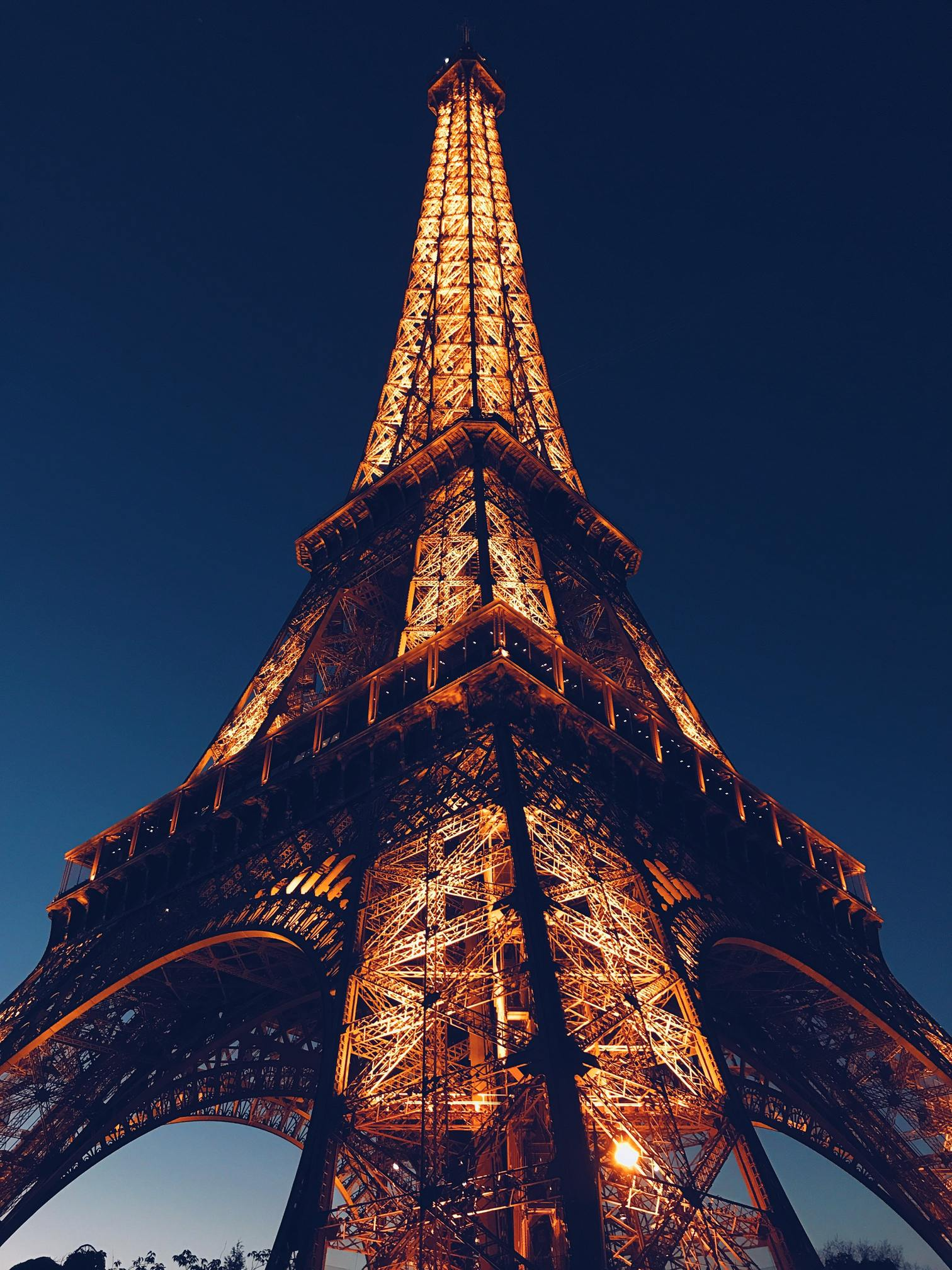 Eiffel Tower in Paris is a must visit monument in your First Holiday to Europe